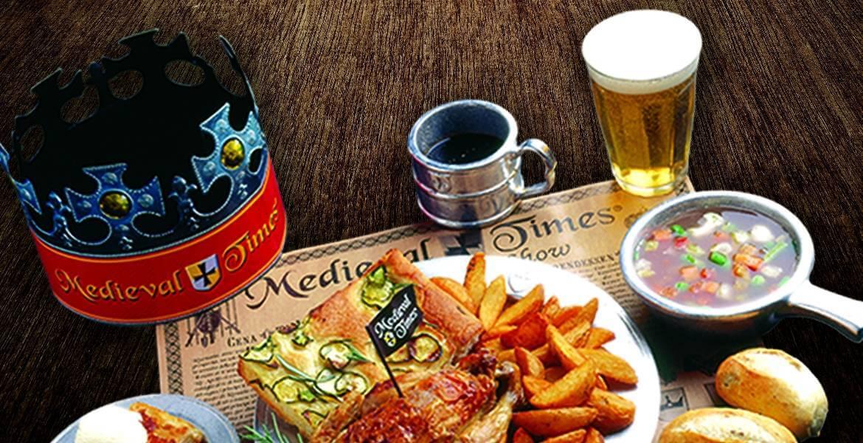 Menù Medieval Times Restaurant